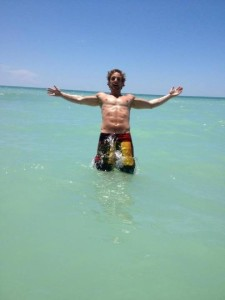 in the gulf
