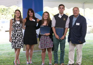 2014-2015 LFL Swimmer Scholarship Recipients